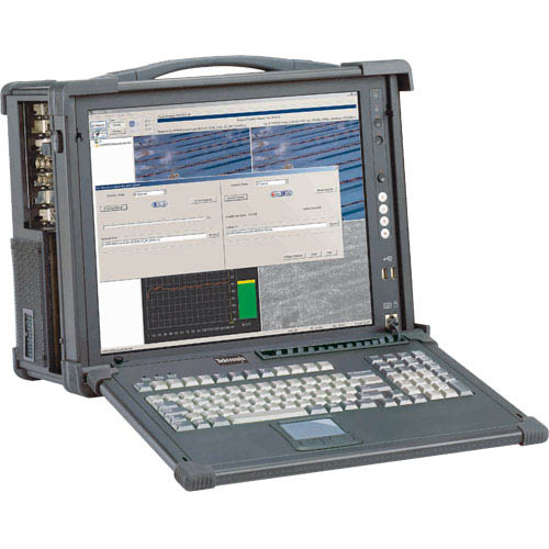 Tektronix Mts4000 Video & Broadcast Test Equipment