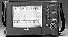 Anritsu Mw0972 Optical Spectrum Analyzer