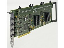 Keysight N1231A Pci Three-Axis Laser Board