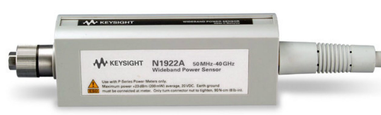 Keysight N1922A Wideband Power Sensor