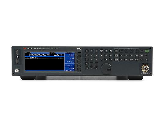 Keysight N5181B Mxg X-Series Rf Analog Signal Generator, Up To 6 Ghz