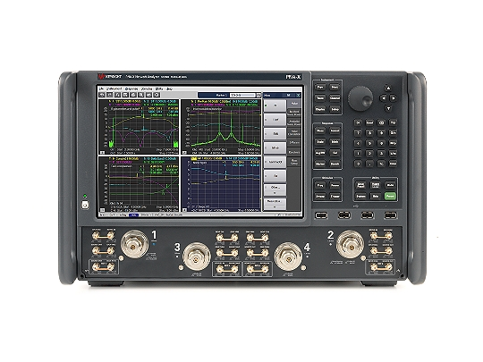 Keysight N5244B Vector Network Analyzer