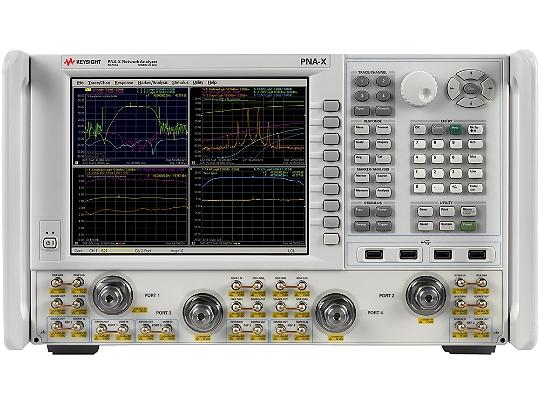 Keysight N5247A Microwave Network Analyzer 10 Mhz To 50 Ghz