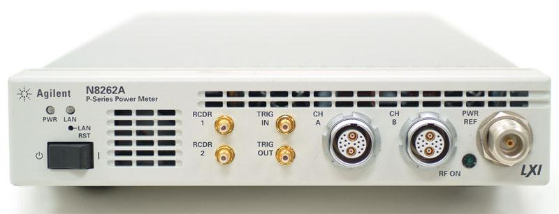 Keysight N8262A Power Meter (Lxi Compliant)