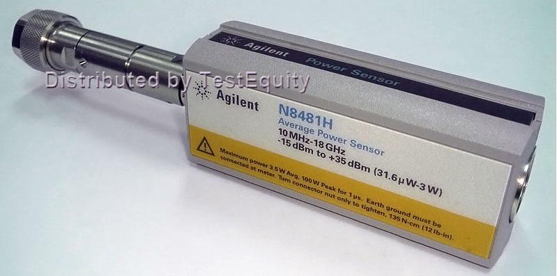 Keysight N8481H Thermocouple Power Sensors