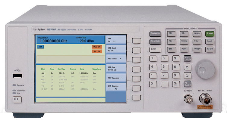 Keysight N9310A Signal Generator