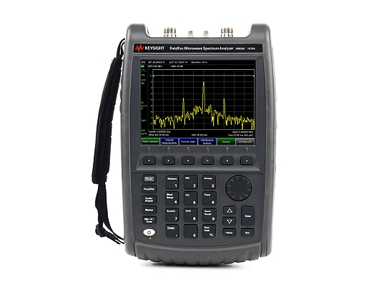 Keysight N9936A Fieldfox Handheld Microwave Spectrum Analyzer