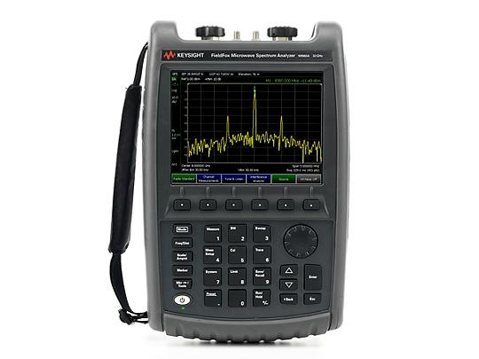 Keysight N9960A Fieldfox Handheld Microwave Spectrum Analyzer