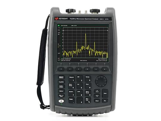 Keysight N9961A Fieldfox Handheld Microwave Spectrum Analyzer