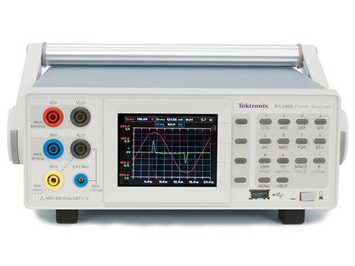 Tektronix Pa1000 Power Analyzer