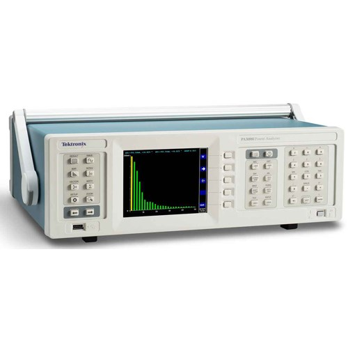 Tektronix Pa3000 4Ch Power Analyzer