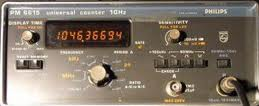 Phillips Pm6615 1 Ghz Universal Counter