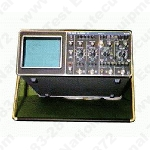 Phillips Pm 3214 Pm3214 25 Mhz, Analog Dual Channel Oscilloscope