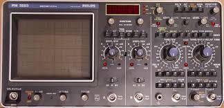 Phillips Pm 3263 Pm3263 100 Mhz, Analog Oscilloscope