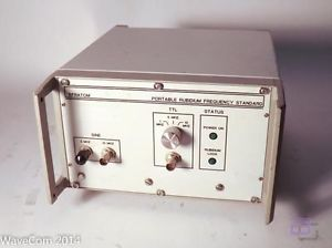 Efratom Prfs-202 Portable Rubidium Frequency Standard