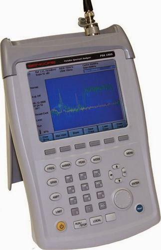 Sencore  Spectrum Analyzer