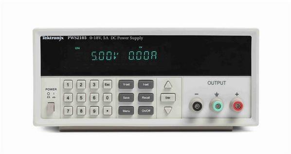 Tektronix Pws2185 Dc Power Supply