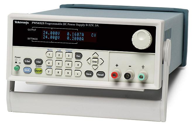 Tektronix Pws4205 Dc Power Supply
