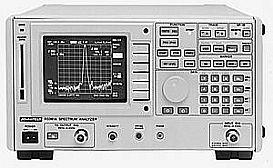 Advantest R3261D 9 Khz To 3.6 Ghz Spectrum Analyzers