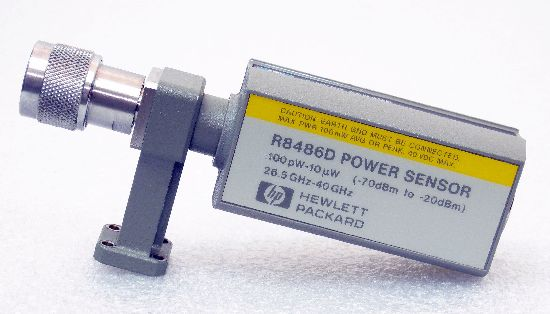 Keysight R8486D Waveguide Power Sensor