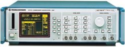 Rohde & Schwarz Sff Multistandard Ccvs Generator 625 Lines Pal And 525 Lines Pal