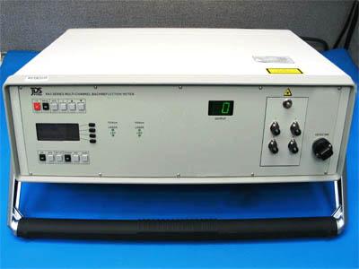 Jdsu Rx3080 Backreflection Meter