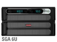 Sorensen Sga 60-500 60V, 500A, 30Kw, Dc Power Supply