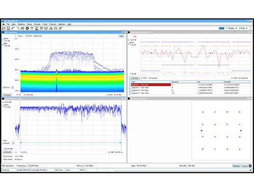 Tektronix Signalvu-Pc Software Features Accessories