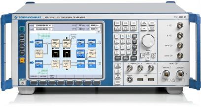 Rohde & Schwarz  Vector Signal Generator