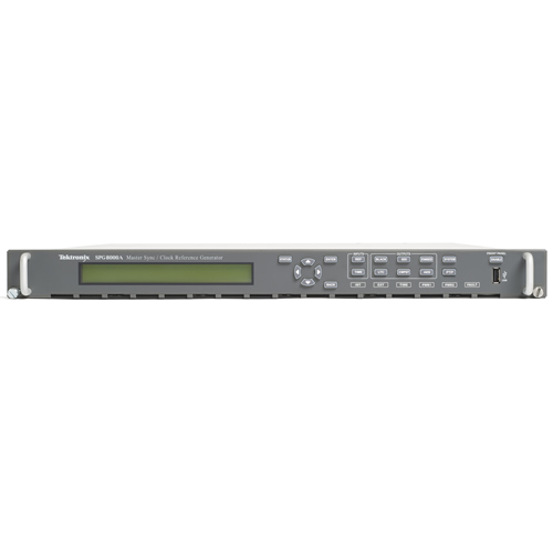 Tektronix Spg8000A Signal Generator