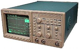 Tektronix Tds340 100Mhz, 2-Ch ,500Ms/S, Digital Real-Time Oscilloscope