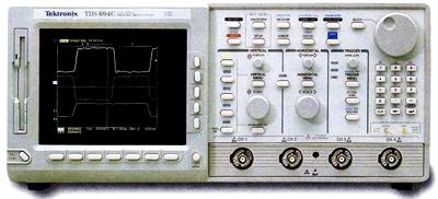 Tektronix Tds680C 2 Ch, 1Ghz, 5Gs/S, Digital Real-Time Oscilloscope