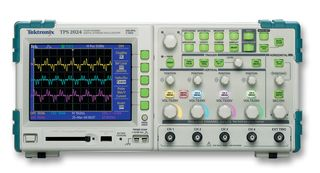 Tektronix Tps2014 100Mhz 4Ch 2Gsa/S, Digital Storage Oscilloscope
