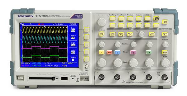 Tektronix Tps2024B Oscilloscope