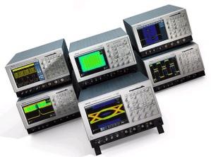 Tektronix Tds7254B Digital Phosphor Oscilloscope, 4 Channels, 2.5 Ghz, Color Lc