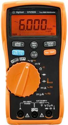 Agilent U1232A Digital Multimeter