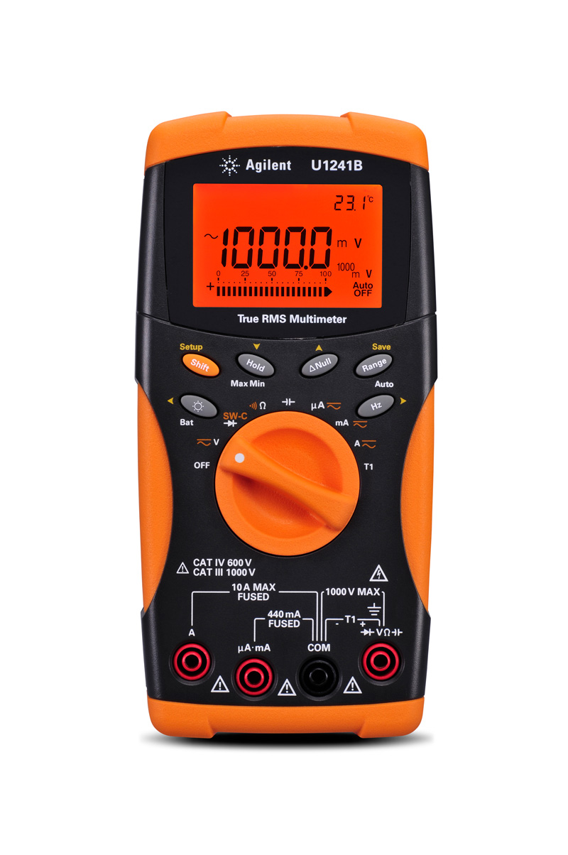 Agilent U1241B Multimeters