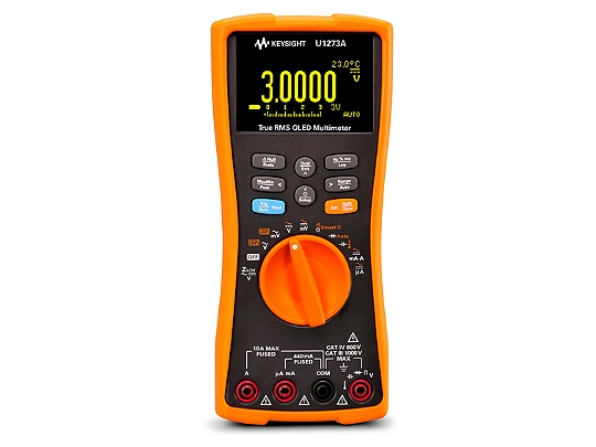 Keysight U1273A Handheld Digital Multimeter