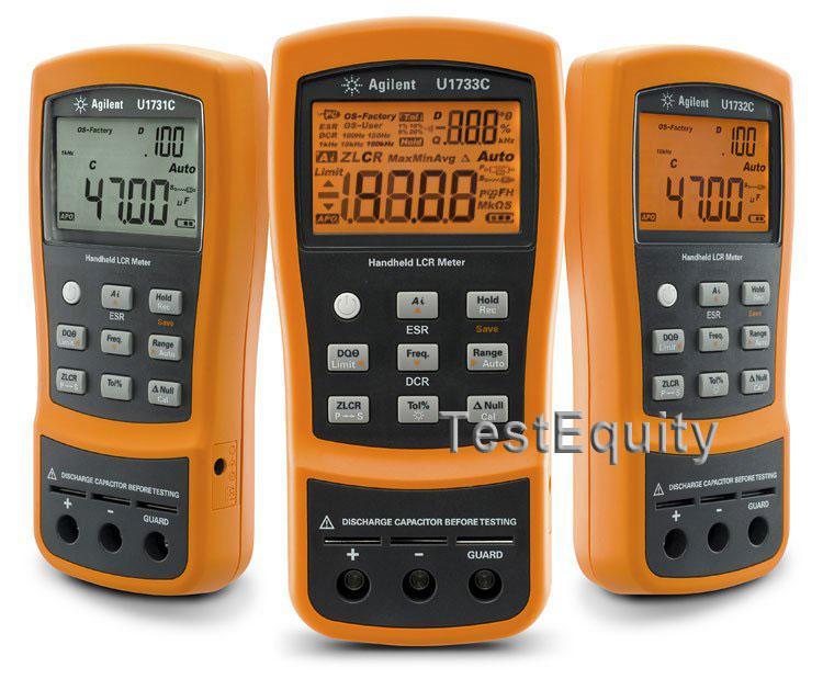 Keysight U1731C Handheld Lcr Meter