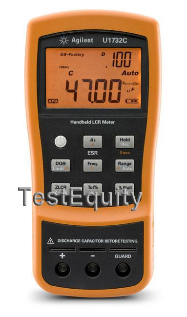 Keysight U1732C Handheld Lcr Meter