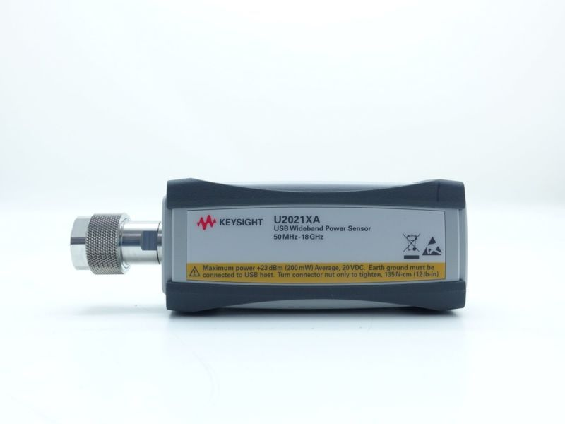 Keysight U2021Xa Usb Peak And Average Power Sensor