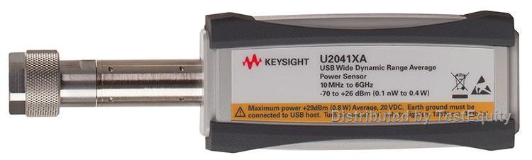 Keysight U2041Xa Usb Wide Dynamic Range Average Power Sensor