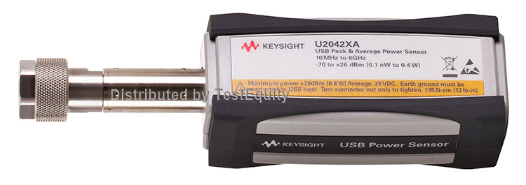 Keysight U2042Xa Usb Peak And Average Power Sensor