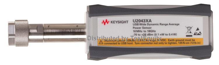 Keysight U2043Xa Usb Wide Dynamic Range Average Power Sensor