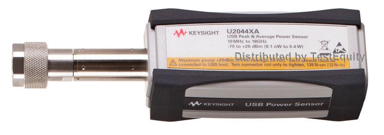 Keysight U2044Xa Usb Peak And Average Power Sensor