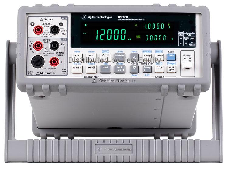 Keysight U3606B Multimeter Dc Power Supply