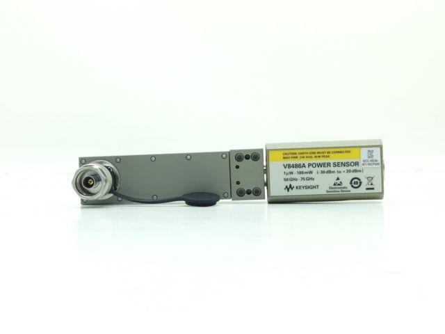 Keysight V8486A Waveguide Power Sensor