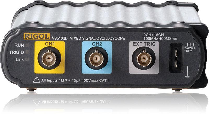 Rigol Vs5102 Vs5102 100 Mhz - 2 Channel - Digital Storage Oscilloscope