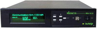 Burleigh Wa-1650 Optical Wavelength Meter