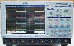 Teledyne Lecroy Wavemaster8500 5 Ghz/4Ch/10 Gs/S Digital Oscilloscope